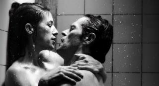 Charlotte Gainsbourg, Willem Dafoe in 'Antichrist', 2009