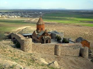 'Monastero Khor Virap'