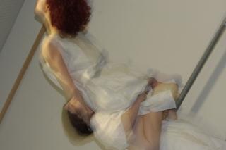 Le prove de 'La casa delle bambole', Giai, 25 gennaio 2010