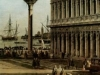 'Veduta della piazzetta di San Marco'