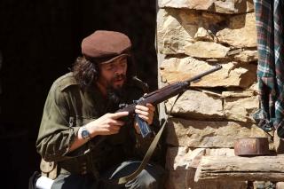 Benicio del Toro in 'Che, guerrilla', 2008