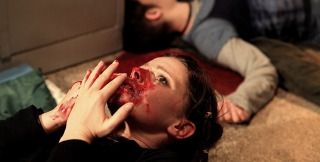 Jennifer Ulrich in 'Diaz'