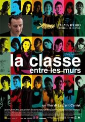 'La classe', 2008, locandina italiana