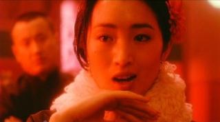 Gong Li in 'Addio mia concubina', 1993
