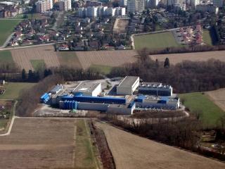 'L'area sperimentale di ALICE', Saint-Genis-Pouilly