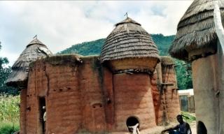 'Villaggio Dagomba', Ghana