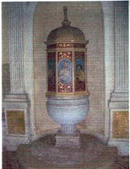Battistero, Chiesa di San Giusto, Gruaro