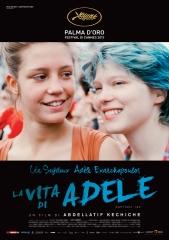 'La vita di Adele', locandina italiana