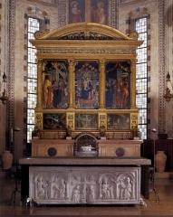 'Pala di San Zeno', Verona, 1457-1459