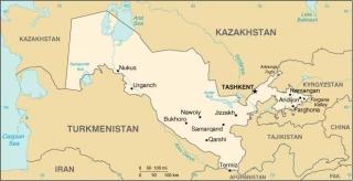 'Uzbekistan'