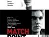 'Match Point', 2005, locandina italiana