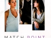 'Match Point', 2005, poster