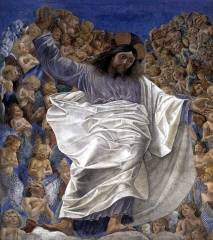 'Cristo benedicente'