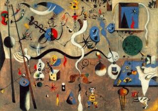 'Il carnevale di Arlecchino', 1924-1925
