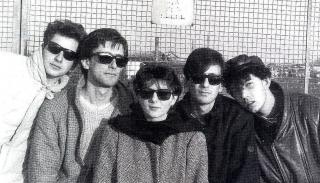 Formazione del 1982