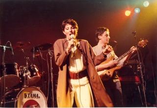 Concerto, Natale 1984, ex Cinema Pellico