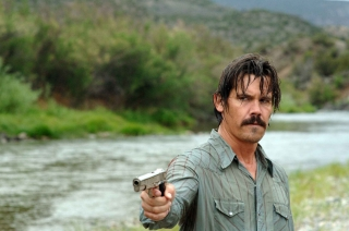 Josh Brolin in 'No country for old men', 2007