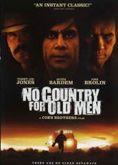 No Country for Old Men, 2007, poster