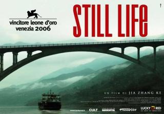 'Still Life', 2006, locandina italiana