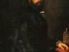 'Ritratto di uomo con guanto'