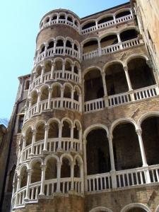 'Scala Contarini del Bovolo', Venezia