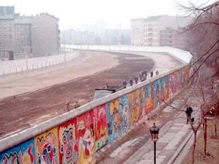 'Berliner Mauer', 1986