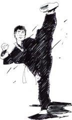 'Judoka-Karateka'