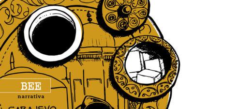 """Venerdì 13 gennazio 2017 alle ore 20.45 presso la Villa Ronzani di Giai di Gruaro ospiteremo Božidar Stanišić, autore del libro """"I buchi neri di Sarajevo"""", Bottega Errante Edizioni, e la traduttrice Alice Parmeggiani. """"I buchi neri di Sarajevo"""" è la prima raccolta di racconti che Stanišić, bosniaco, esule, pubblica in Italia. Contrariamente a quanto il titolo potrebbe far pensare, l'opera non narra la guerra: la tragedia bosniaca viene evocata attraverso i pensieri e i silenzi di uomini e donne sopravvissuti. È un'accorata condanna di qualsiasi guerra. Dalle pagine del libro traspaiono sentimenti come nostalgia, timore e dolore, ma anche […]"""
