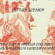 """COMUNICATO STAMPA sabato 7 ottobre 2017 – ore 20.45 – Oratorio """"Don Bosco"""" di Bagnarola e in replica sabato 21 ottobre 2017 – ore 20.45 – Sala consiliare di Gruaro Lettura scenica con accompagnamento musicale: """"FORESTI – distacchi, passaggi, approdi"""". L'associazione culturale """"La Ruota"""" di Gruaro, in collaborazione con l'Oratorio parrocchiale di Bagnarola, è lieta di presentare""""Foresti"""", una lettura scenica a più voci, accompagnate da brani musicali e canzoni popolari, che vuole rappresentare fatti e testimonianze di migrazioni e di migranti oggetto, oggi come ieri, di intolleranza e discriminazione. La scienza ce lo conferma costantemente: non esistono """"popoli puri"""". Discendiamo […]"""